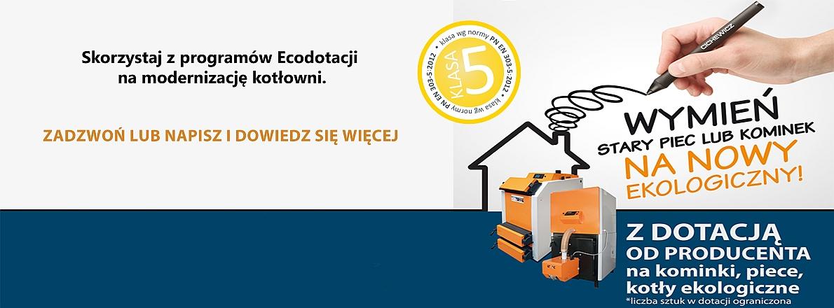 Eco dotacje