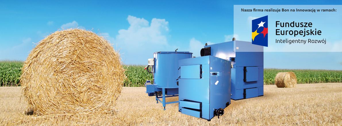 Systemy grzewcze do spalania biomasy